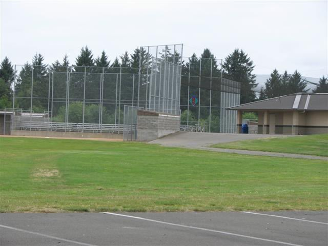 Bishop Athletic Complex Softball Fields and Concession Stand
